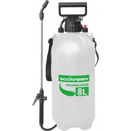 PULVÉRISATEUR AVEC LANCE ET JOINT NITRILE NBR 8 litres  SODIGREEN-18665