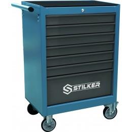 SERVANTE  ATELIER 7 TIROIRS  STILKER  - 243 outils   - S25042