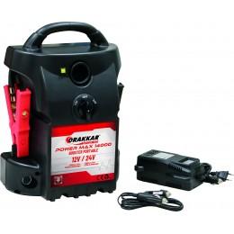 Booster de démarrage POWERMAX 14000 -12/24 Volts  DRAKKAR EQUIPEMENT - S04524