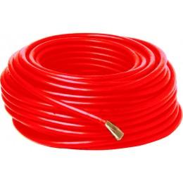 Câble souple cuivre HO7VK  démarrage ROUGE 25 mètres section 70 mm² - S04323