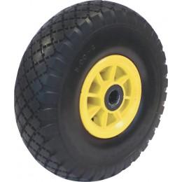 ROUE POUR DIABLE INCREVABLE CORPS PVC 260X85 mm  - 26310