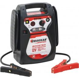 BOOSTER portable 12V-1800A- ULTRA CONDENSATEUR -Drakkar Equipement S04592