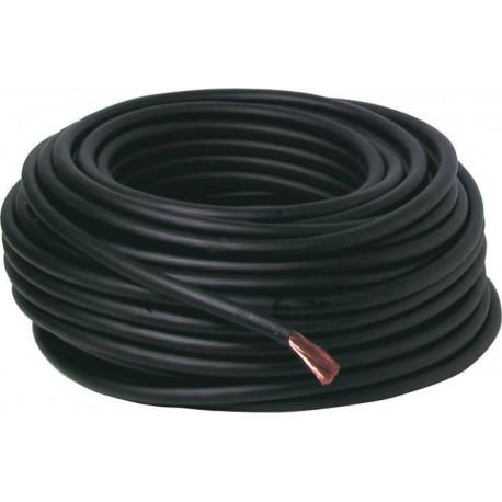 Câble souple cuivre HO7VK  démarrage NOIR 25 mètres section 70 mm² - S04322