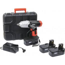 CLE A CHOCS   1/2'' 24 Volts sur batterie 550 Nm DRAKKAR EQUIPEMENT- S06998