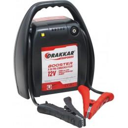 BOOSTER portable 12V -1400A-ULTRA CONDENSATEUR -Drakkar EQUIPEMENT-S04591
