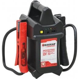BOOSTER portable 12V-1200A- ULTRA CONDENSATEUR -Drakkar Tools-S04590