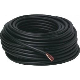 Câble souple cuivre HO7VK -  démarrage NOIR 50 mètres section 50 mm² - S04340