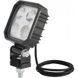 PHARE  Ultra Leger 4 led - 8W 1000 lm -cea  S17080