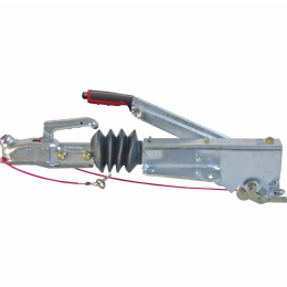 COMMANDES DE FREINAGE  AL-KO AVEC SEMELLES EN V-450 - 750kg -S18010