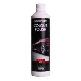 POLISH PEINTURE ROUGE 500 ML MOTIP Car Care - MO000752