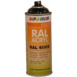 Peinture  RAL ACRYL 6009 vert sapin brillant 400 ML DUPLICOLOR - MO349645A