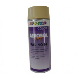 Aérosol ART COLOR - RAL 1014  ivoire brillant - 400 ml Duplicolor - MO722486