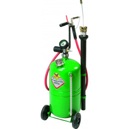 ASPIRATEUR HUILE 24L A CHARIOT RAASM - S07106