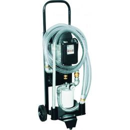 Depuroil electrique 230 volts pour filtrer les huiles  PIUSI - S08509