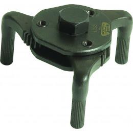 Clé à filtre aimantee 68 a 110 mm  DRAKKAR TOOLS - S09171