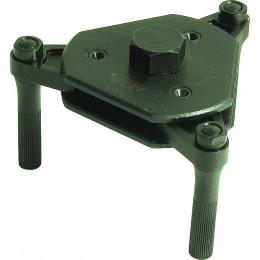 Clé à filtre aimantee 110 a 142 mm  DRAKKAR TOOLS - S09175