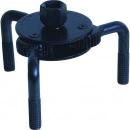 Clé à filtre 3 bras 65 120 mm - S09196