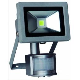 Projecteur à led 10 watts avec detecteur radar - S02335