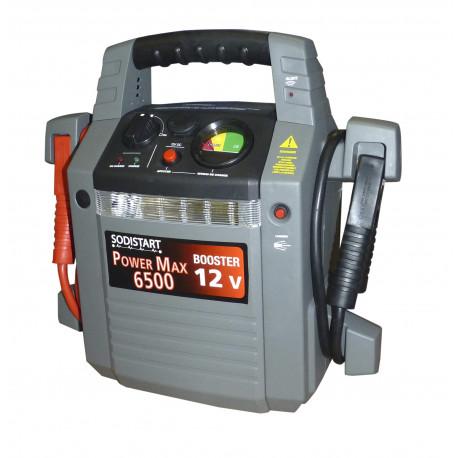 Charge - Démarrage - Booster de démarrage POWER MAX 6500 - S04025