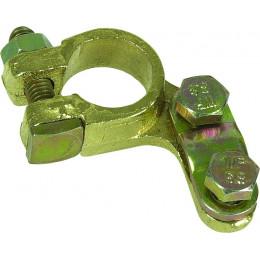 2 colliers batterie à barrette  bronze double serrage VL - et VL + - S04213