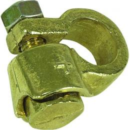 2 colliers batterie bronze  simple serrage VL - et VL + - S04217