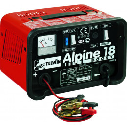 Chargeur de batteries 12/24V 14/8A Alpine 18 Boost - S04448
