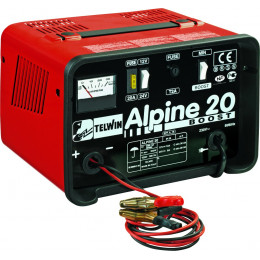 Chargeur de batteries 12/24V 18/12A Alpine 20 boost - S04461