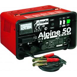Chargeur de batteries 12/24V 45A Alpine 50 boost TELWIN - S04475