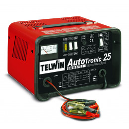 Chargeur de Batterie  AUTOTRONIC 25 BOOST 230V 12V/24V  Telwin- S04481