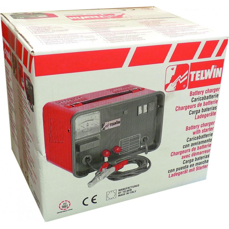 Chargeur batterie Telwin Autotronic 25 Boost, en Promo sur