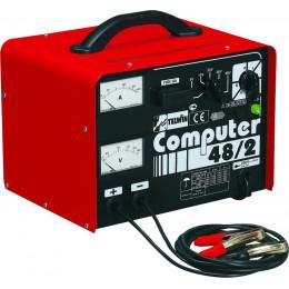 Chargeur COMPUTER 48/2 PROF 230V 6--48V - S04507