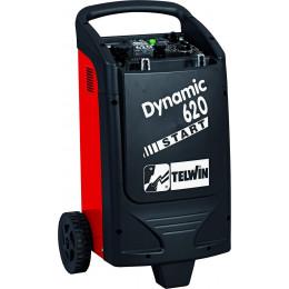 Telwin Dynamic 620 Start Chargeur de batterie et démarreur - S04541