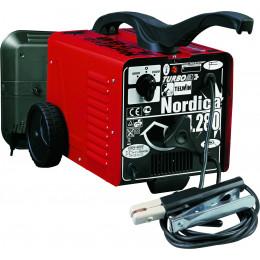 Poste à souder NORDICA 4.280 TURBO 230V/400V ACD PRO   TELWIN - S05111