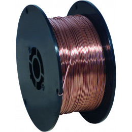 Bobine fil acier pour soudure diamètre 0,8 mm - S05251