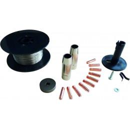 Kit soudage acier inox pour Telmig et Bimax - S05340