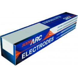 Electrodes  rutiles diametre  2,5mm x 350mm - 240 Pièces - S05496