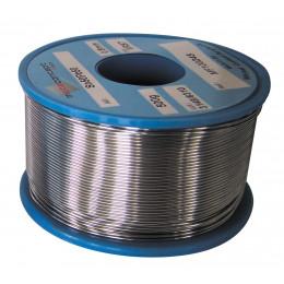 Bobine de fil étain 60% 500 gr diamètre 10/10 mm - S05623