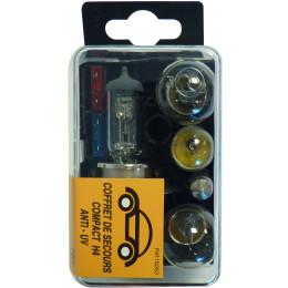 Coffret secours compact Lampes H4 12 volts - S16283