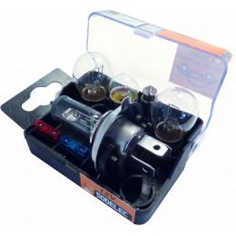 Coffret secours compact Lampes H1 12 volts - S16285