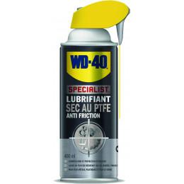 WD-40 Lubrifiant sec PTFE spécialiste 400 ml avec bec flexible - S09990