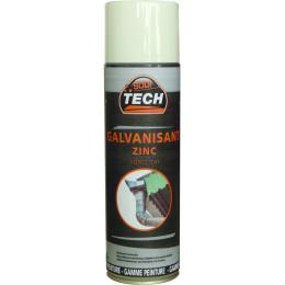 Galvanisant zinc aspect mat 500ml SODITECH - S10150