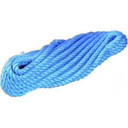 Corde de charge polypropylène 15 mètres diamètre 18 - S10234