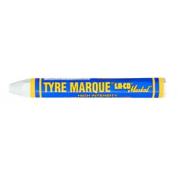 Craie speciale pneu et caoutchouc de couleur blanc /jaune MARKAL  - S11649