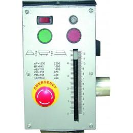 Perceuse sensitive industrielle  400 Volts AVEC ETAU  modèle industrie. - S13082