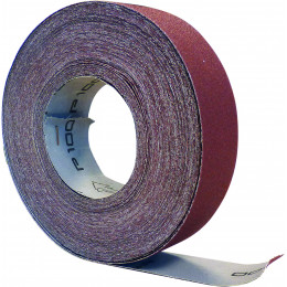 ROULEAU ATELIER TOILE 38 mm x 25 Mtrs /  GR.100 - S14040
