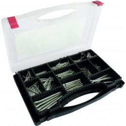 Goupilles fendues en coffret de 510 pièces EQUINOXE - S14188