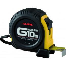 Métre rubant G-lock antichoc 10 x 25 mm  Tajima G5PA0MY - S14382