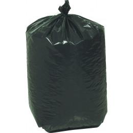 Lot 8 rouleaux de 25 sacs poubelles de 100 litres - S14592