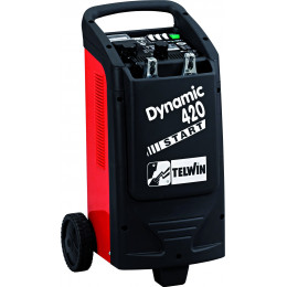 CHARGEUR DEMARREUR DYNAMIC 420 TELWIN - S04521