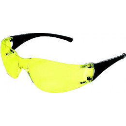 Lunettes protection verres ambres - S15505